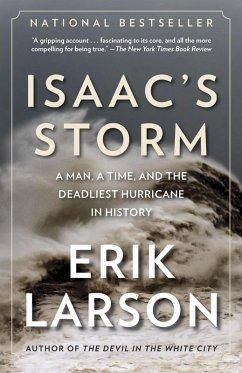 Isaac's Storm (eBook, ePUB) - Larson, Erik