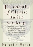 Essentials of Classic Italian Cooking (eBook, ePUB)