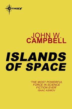 Islands of Space (eBook, ePUB) - Campbell, John W.