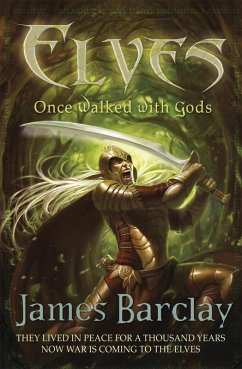 Elves: Once Walked With Gods (eBook, ePUB) - Barclay, James