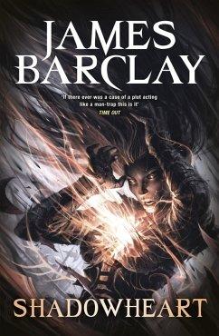 Shadowheart (eBook, ePUB) - Barclay, James