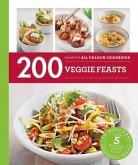 Hamlyn All Colour Cookery: 200 Veggie Feasts (eBook, ePUB)