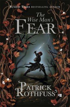 The Wise Man's Fear (eBook, ePUB) - Rothfuss, Patrick