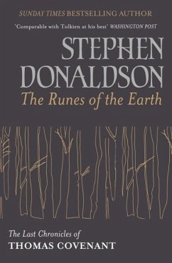 The Runes Of The Earth (eBook, ePUB) - Donaldson, Stephen