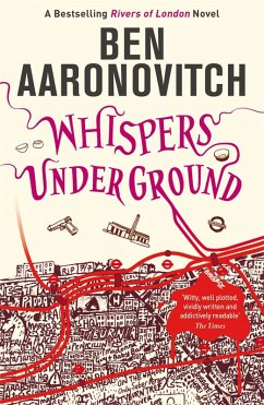 Whispers Under Ground (eBook, ePUB) - Aaronovitch, Ben