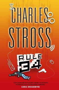 Rule 34 (eBook, ePUB) - Stross, Charles