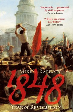 1848: Year Of Revolution (eBook, ePUB) - Rapport, Mike