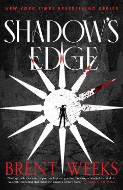 Shadow's Edge (eBook, ePUB) - Weeks, Brent