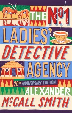 The No. 1 Ladies' Detective Agency (eBook, ePUB) - McCall Smith, Alexander