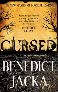 Cursed (eBook, ePUB) - Jacka, Benedict