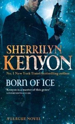 Born Of Ice (eBook, ePUB) - Kenyon, Sherrilyn