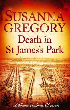 Death in St James's Park (eBook, ePUB) - Gregory, Susanna