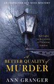 A Better Quality of Murder (Inspector Ben Ross Mystery 3) (eBook, ePUB)