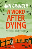 A Word After Dying (Mitchell & Markby 10) (eBook, ePUB)