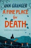 A Fine Place for Death (Mitchell & Markby 6) (eBook, ePUB)