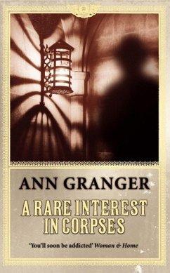 A Rare Interest in Corpses (Inspector Ben Ross Mystery 1) (eBook, ePUB) - Granger, Ann