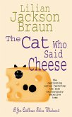 The Cat Who Said Cheese (The Cat Who... Mysteries, Book 18) (eBook, ePUB)