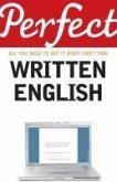Perfect Written English (eBook, ePUB)