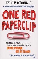 One Red Paperclip (eBook, ePUB) - Macdonald, Kyle