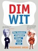 Dim Wit (eBook, ePUB) - Jarski, Rosemarie