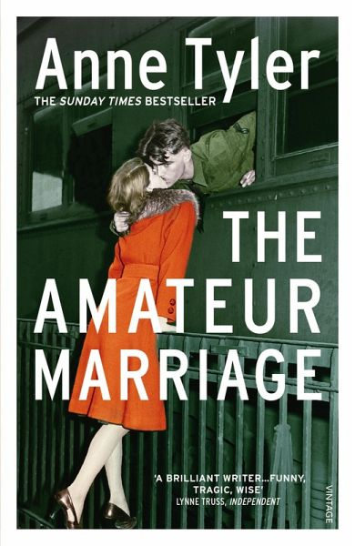 the amateur marriage anne tyler