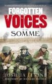 Forgotten Voices of the Somme (eBook, ePUB)