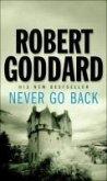 Never Go Back (eBook, ePUB)