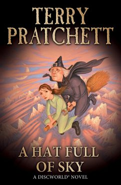 A Hat Full of Sky (eBook, ePUB) - Pratchett, Terry