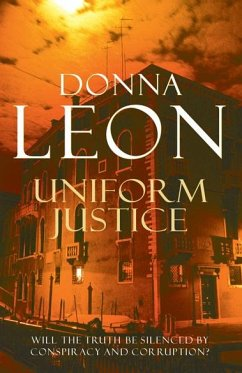 Uniform Justice (eBook, ePUB) - Leon, Donna