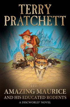 The Amazing Maurice and his Educated Rodents (eBook, ePUB) - Pratchett, Terry