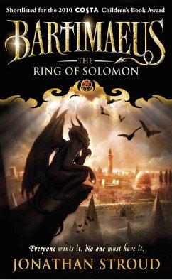 The Ring of Solomon (eBook, ePUB) - Stroud, Jonathan