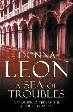 A Sea Of Troubles (eBook, ePUB) - Leon, Donna