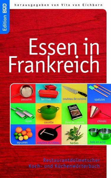Essen in Frankreich (eBook, ePUB) - Ute Redeker-Sosnizka