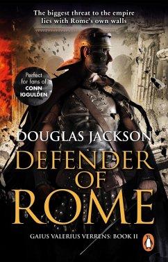 Defender of Rome (eBook, ePUB) - Jackson, Douglas