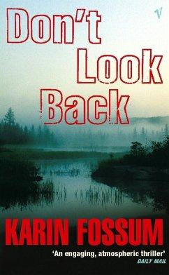 Don't Look Back (eBook, ePUB) - Fossum, Karin