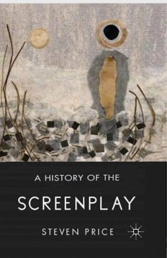A History of the Screenplay - Price, S.