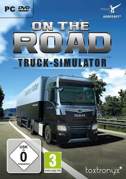on the road truck simulator pc spiel. Black Bedroom Furniture Sets. Home Design Ideas