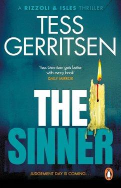 The Sinner (eBook, ePUB) - Gerritsen, Tess