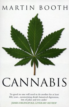 Cannabis: A History (eBook, ePUB) - Booth, Martin