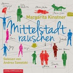 Mittelstadtrauschen (MP3-Download) - Kinstner, Margarita