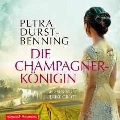 Die Champagnerkönigin (MP3-Download) - Durst-Benning, Petra