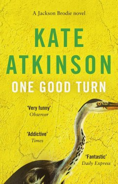 One Good Turn (eBook, ePUB) - Atkinson, Kate