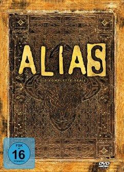 Alias - Staffel 1-5 DVD-Box