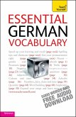 Essential German Vocabulary: Teach Yourself (eBook, ePUB)