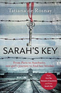 Sarah's Key (eBook, ePUB) - De Rosnay, Tatiana