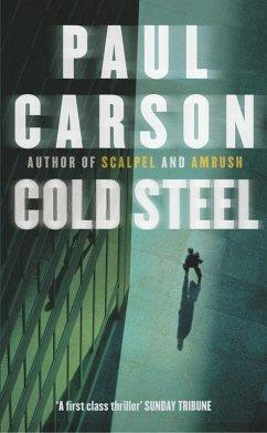 Cold Steel (eBook, ePUB) - Carson, Paul