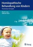 Homöopathische Behandlung von Kindern (eBook, ePUB)