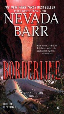 Borderline (Anna Pigeon Mysteries, Book 15) (eBook, ePUB)