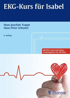 EKG-Kurs für Isabel (eBook, PDF) - Trappe, Hans-Joachim; Schuster, Hans-Peter