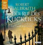 Der Ruf des Kuckucks / Cormoran Strike Bd.1 (3 MP3-CD)